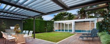pergola bioclimatique 20 mètres carré